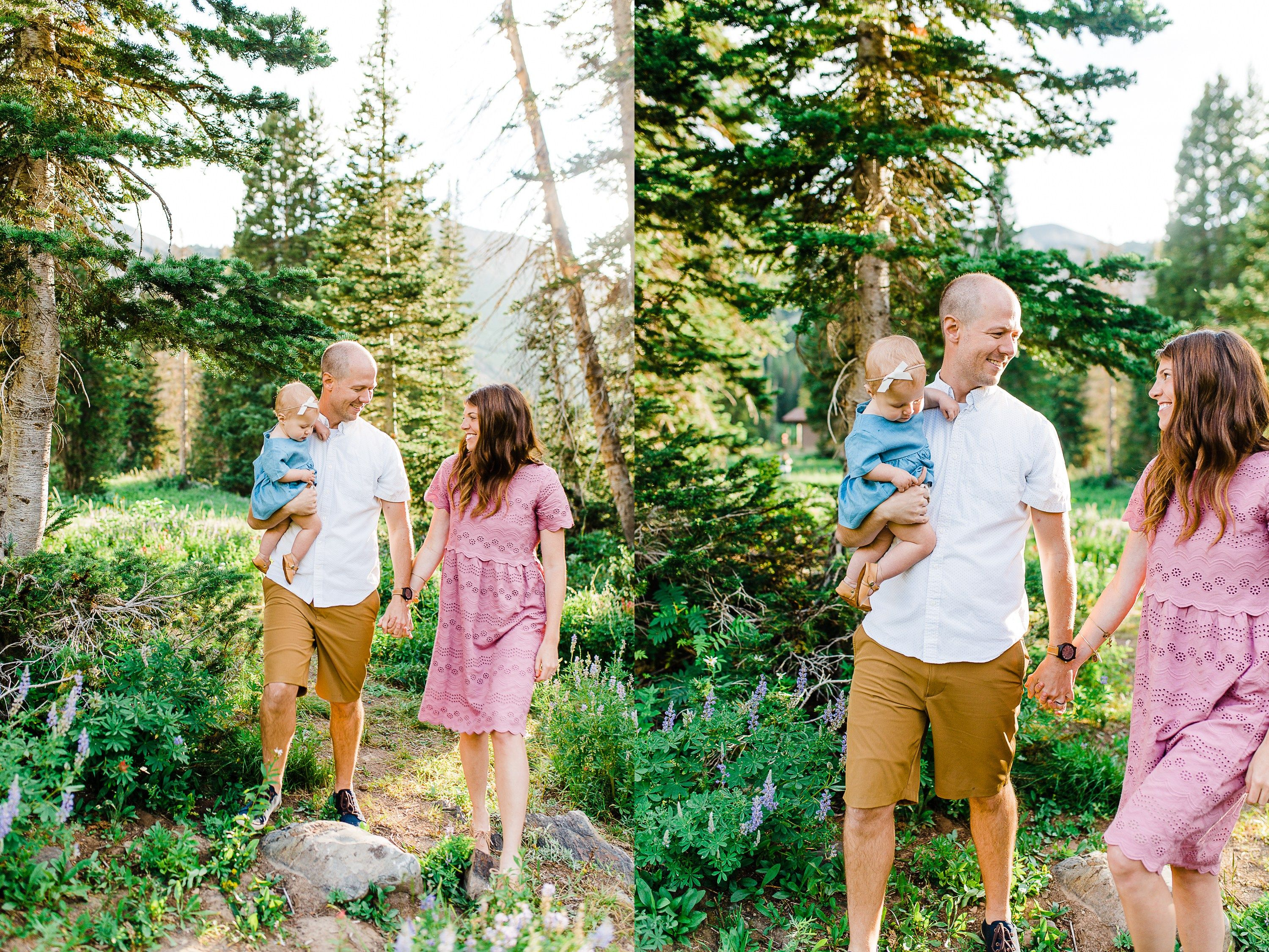 Spooner Family | Albion basin, Utah and Summer family pictures