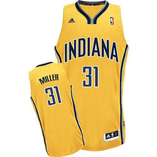 014120048c48 Reggie Miller jersey-Buy 100% official Adidas Reggie Miller Men s Swingman  Gold Jersey NBA Indiana Pacers  31 Alternate Free Shipping.