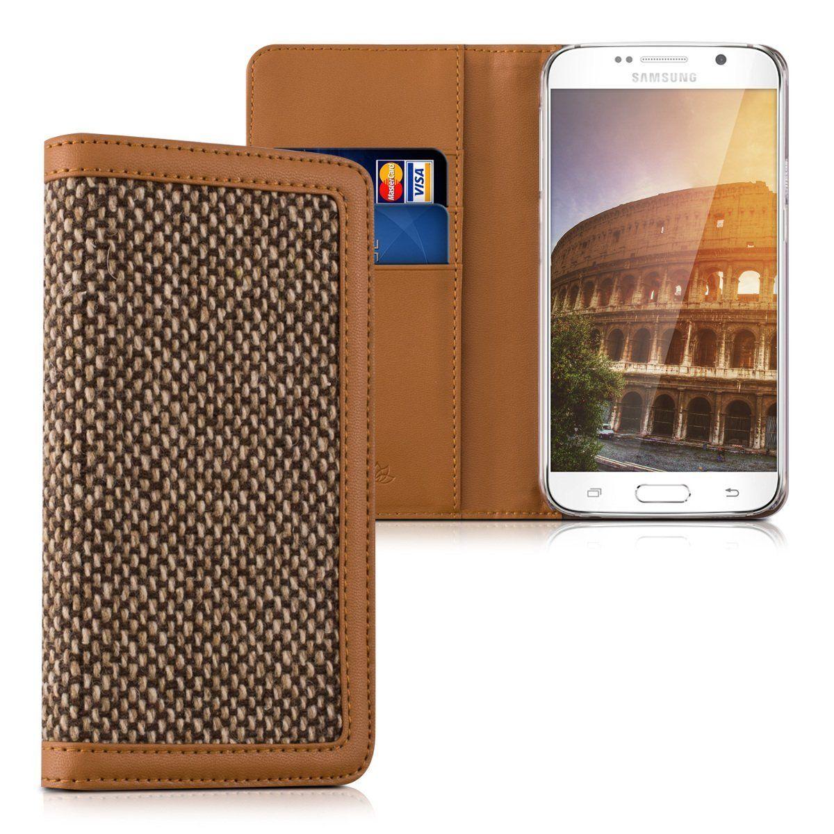 "Kalibri Wallet Case Hülle ""Donna"": Amazon.de: Elektronik"