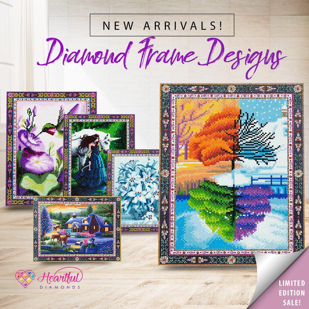 Custom 5d diamond painting kits buy track orders