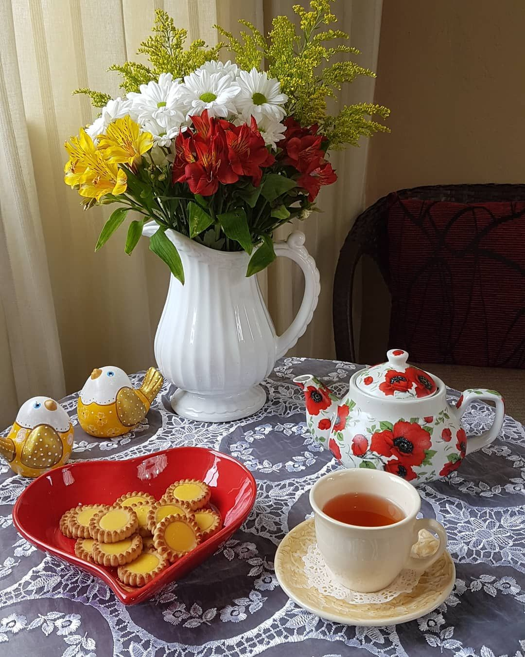 clicks de ceai de ceai