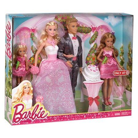 Barbie Wedding Gift Set Target Barbie Wedding Wedding Gift