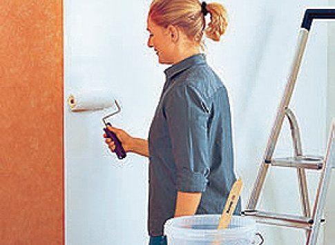 vliestapete schritt 1 bei vliestapeten sind keine. Black Bedroom Furniture Sets. Home Design Ideas
