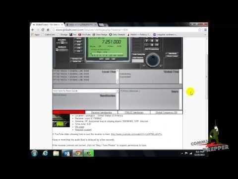 ▷ free online radio receivers - no license required | #hamradio