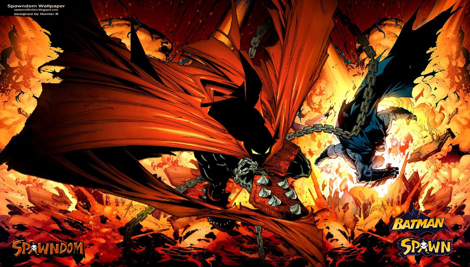 Batman Spawn 1600x910