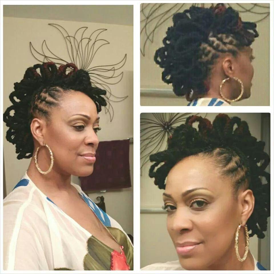 Pipe cleaner mohawk  sc 1 st  Pinterest & Pipe cleaner mohawk | My Hair Styles | Pinterest | Mohawks Locs and ...