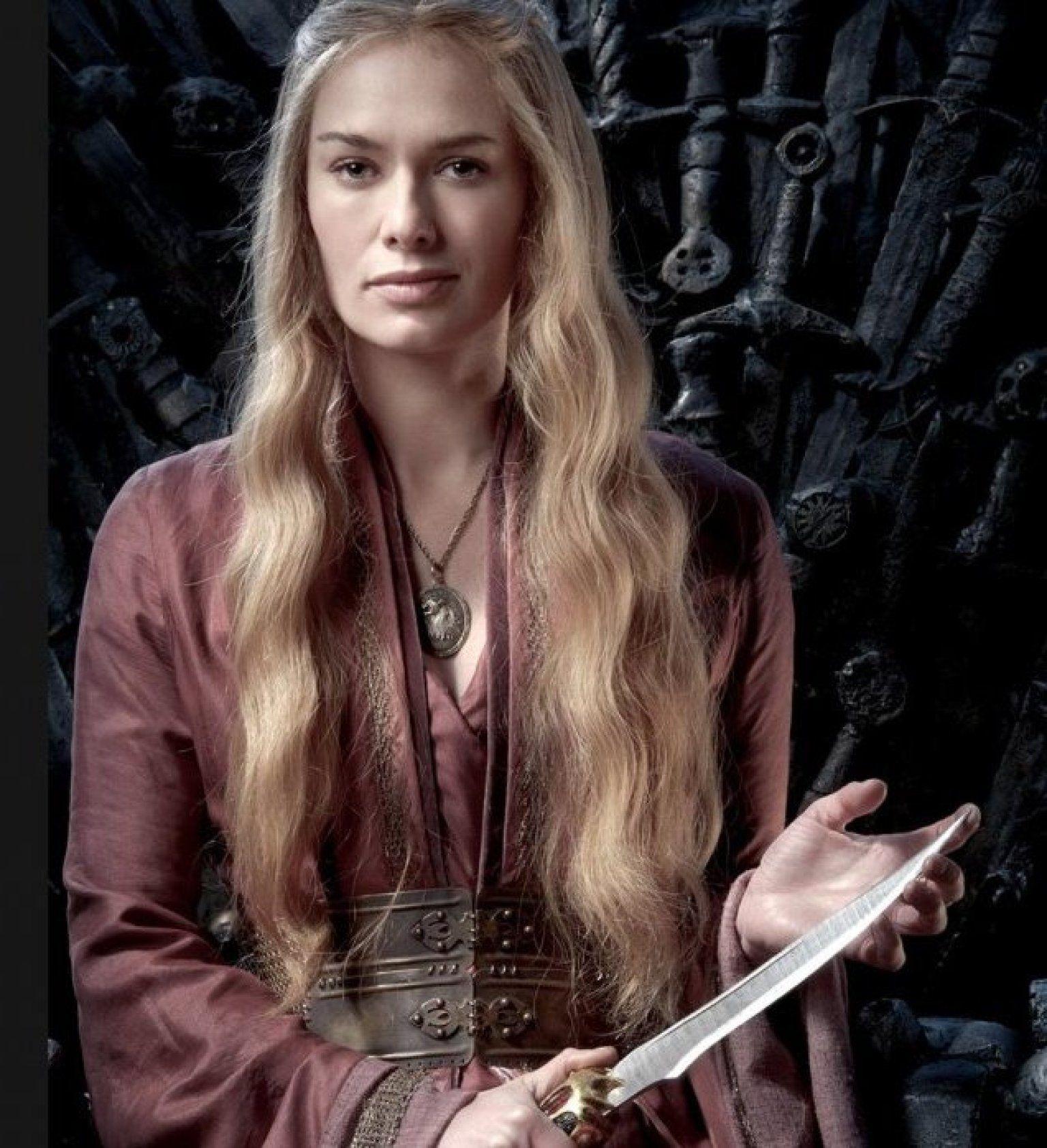 Loving The Villain Cersei Lannister Cersei Lena Headey