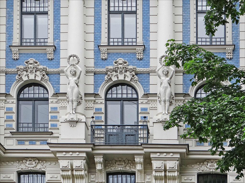 Riga European Best Destinations Copyright  Jean-Pierre Dalbéra #Riga #Travel #Europe #ebdestinations #tourism @ebdestinations @fotoriga #latvia