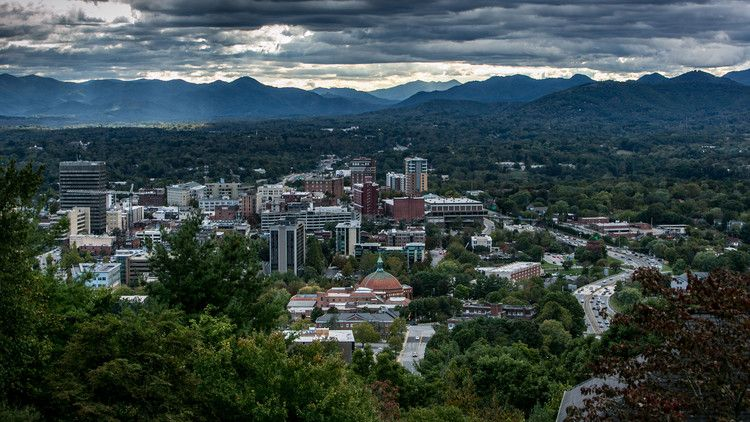 Opinion Asheville's woes are the story of America