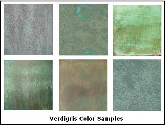 Verdigris Ve Included More Verdigris Colors For Your Reference Faux Painting Techniques Faux Painting Faux Finish Painting