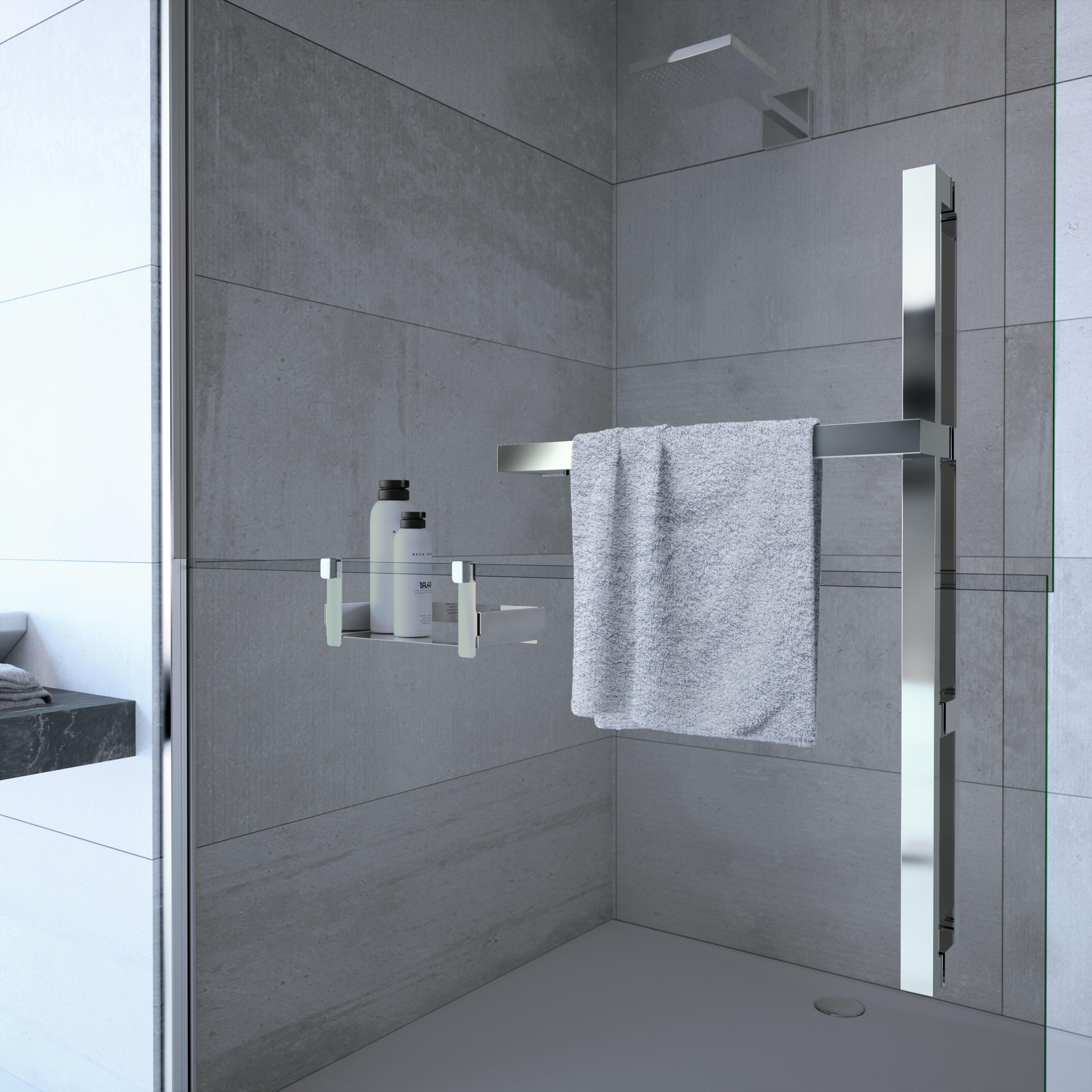 Schones Badezimmer Mit Holzkisten Dekoriert Badezimmer Doppelwaschbecken In 2020 Double Sink Bathroom Master Bathroom Decor Appartment Decor