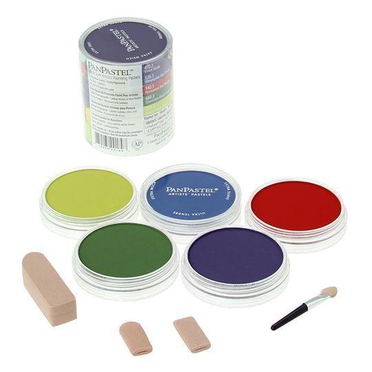 PanPastel 5 Color Shades Set