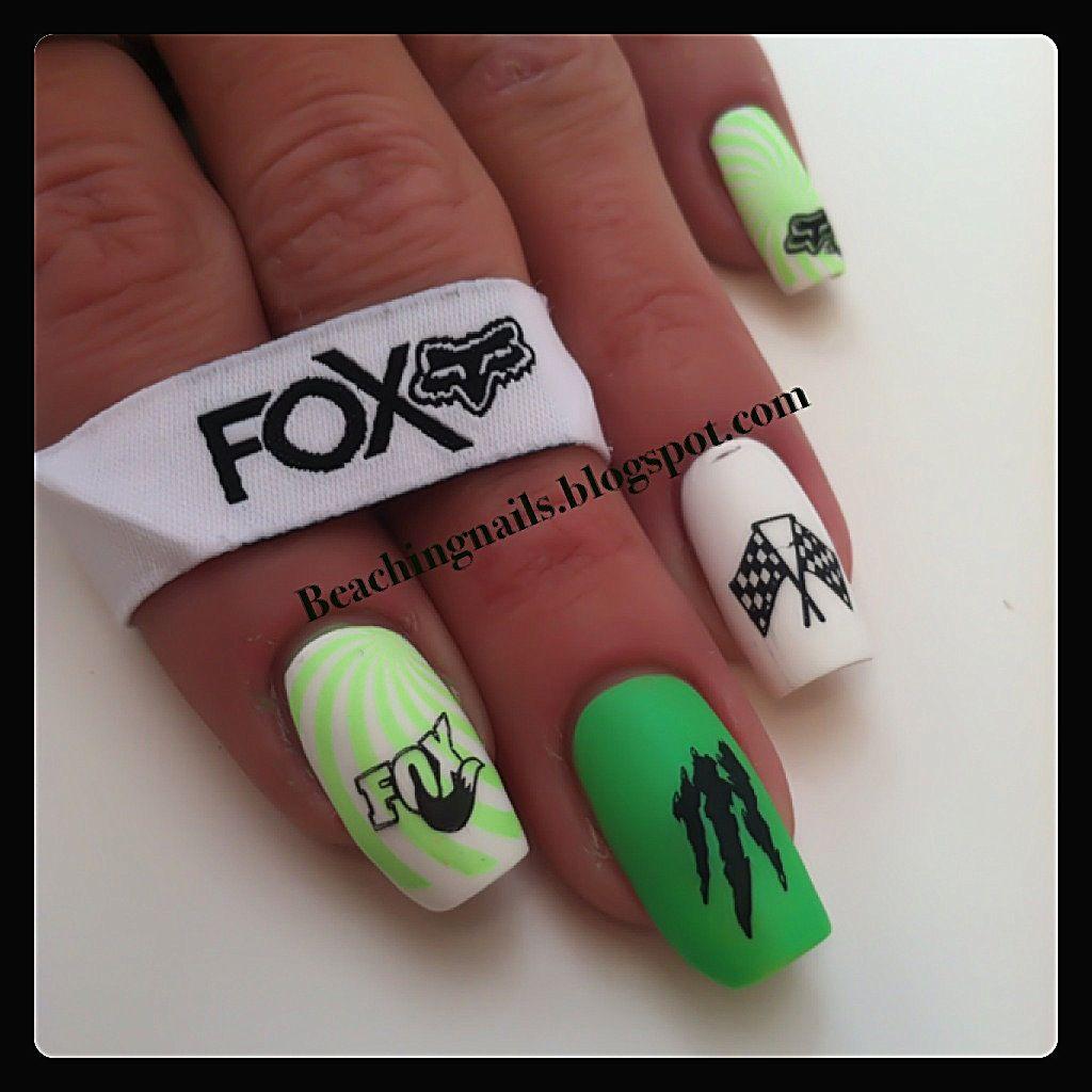 Fox Nail Designs: Fox Nails, Foxes And