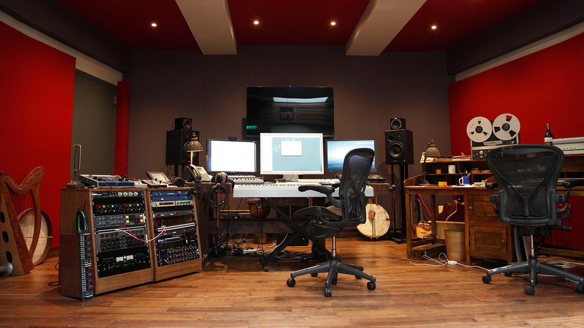 Level Acoustic Design | Spitfire Audio, London Part 98