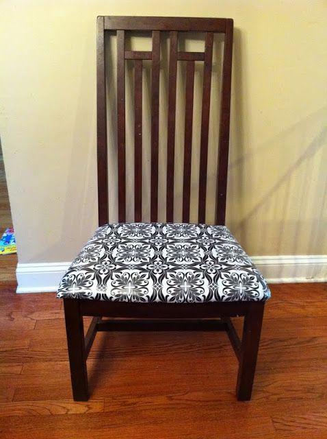 Reupholstering And Kidproofing Chairs Tutorial And A Good Laugh