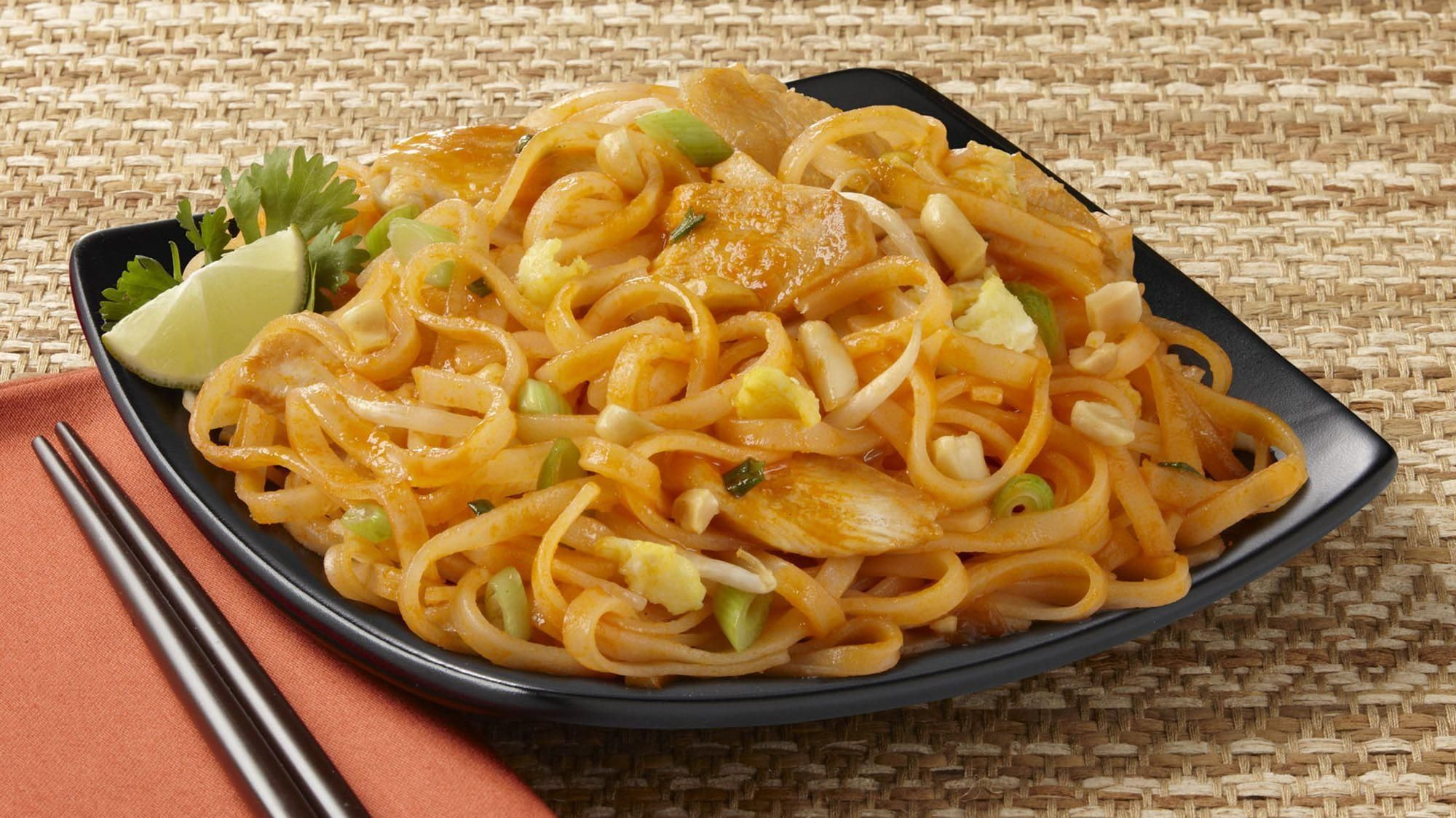 Thai Kitchen Pad Thai Check Out Easy Chicken Pad Thaiit's So Easy To Make  Sauces