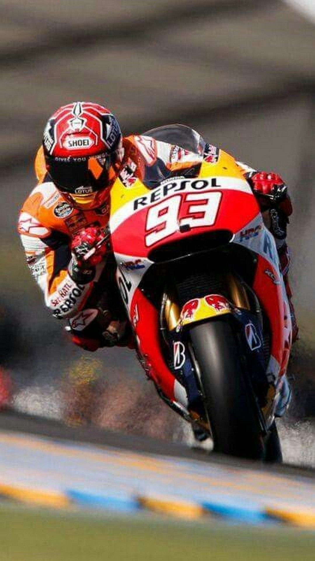 Wallpaper motogp cell phone