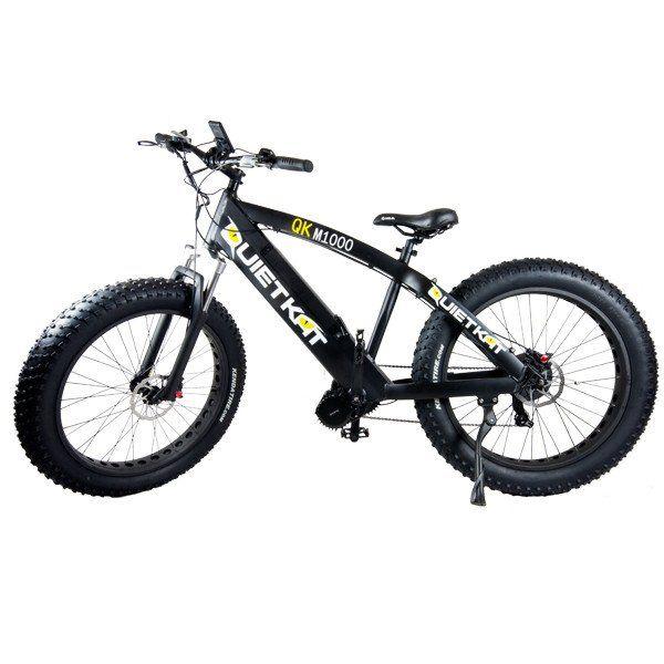 Pin On Quietkat Fatkat 48v 1000w Electric Fat Bike