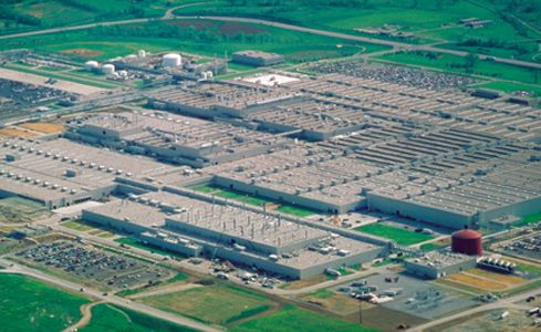 Exceptional Toyota Motor Manufacturing, Georgetown KY
