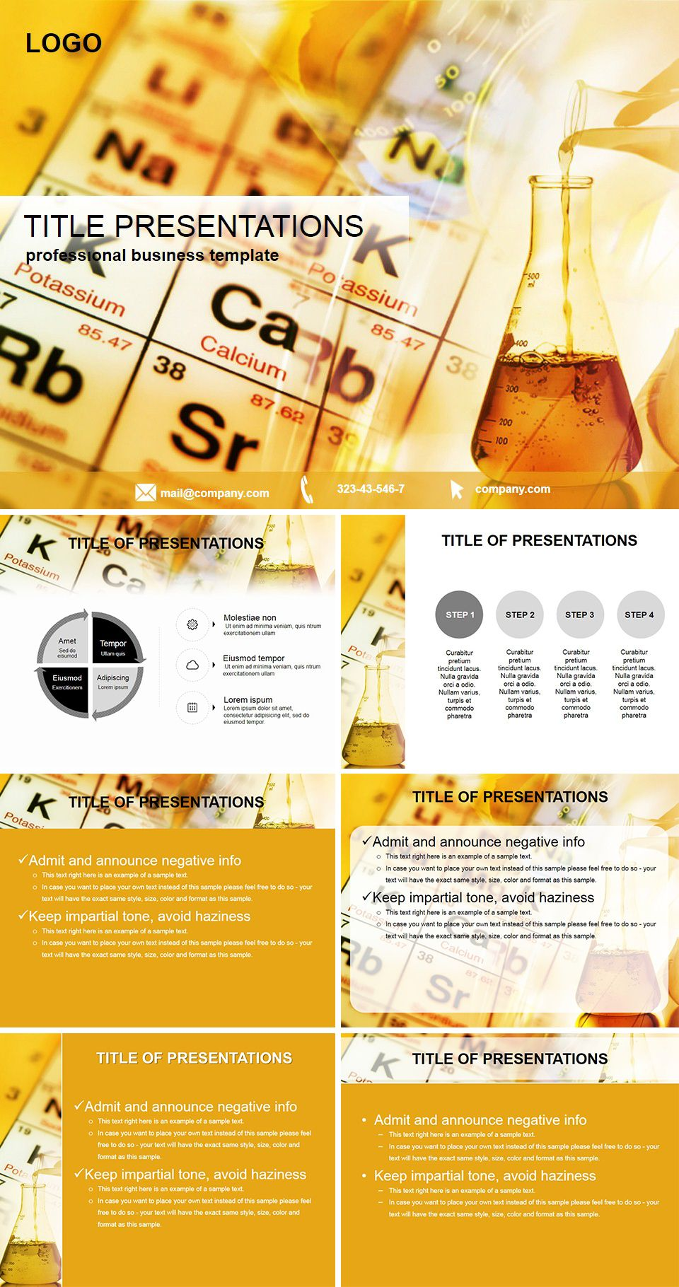 Chemical Table Fittings Chemistry Powerpoint Templates Powerpoint Templates Chemistry Powerpoint