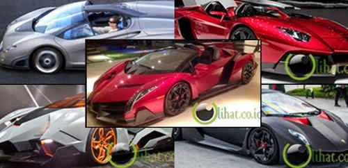 10 Jenis Mobil Lamborghini Yang Paling Termahal Lamborghini Mobil Jenis