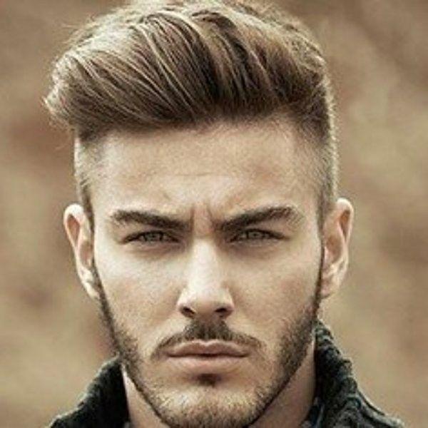 übergang Kurze Lange Haare Männer Männerfrisuren Hair Styles