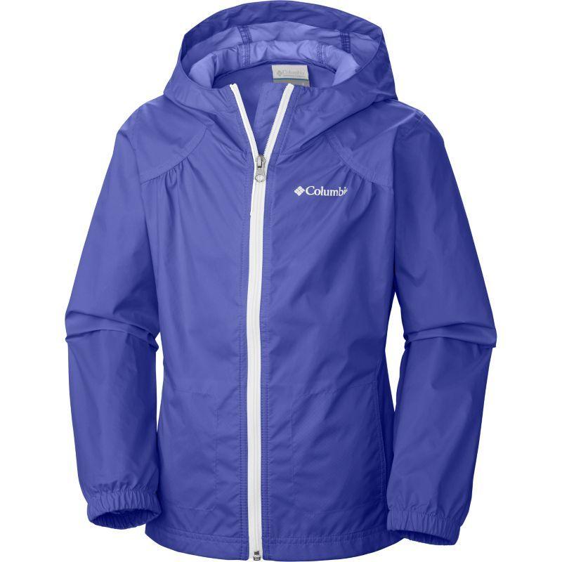 Columbia Toddler Girls' Switchback Rain Jacket, Size: 2T, Light ...