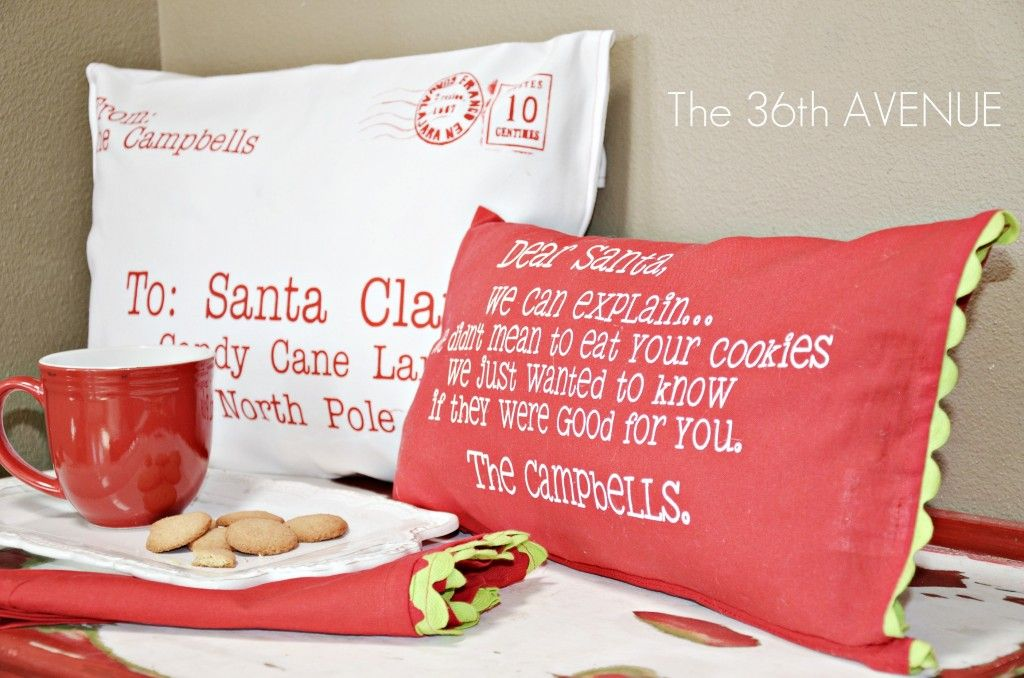 Christmas Pillows Part - 47: Christmas Décor