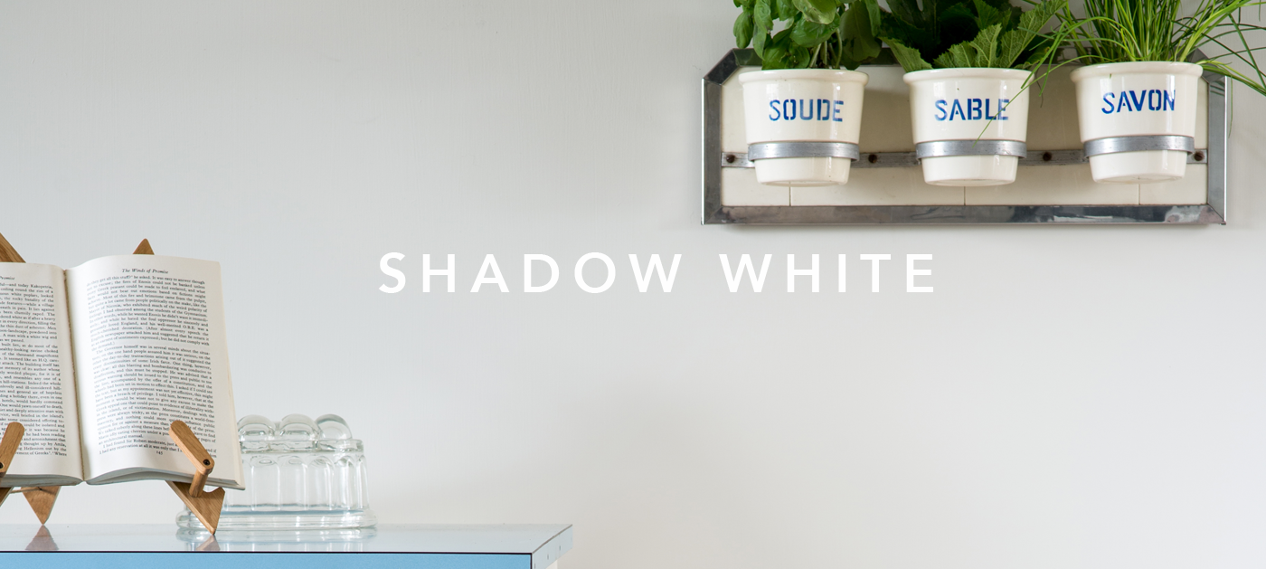 Farrow And Ball Shadow White Is The Lighter Version Of Shaded So