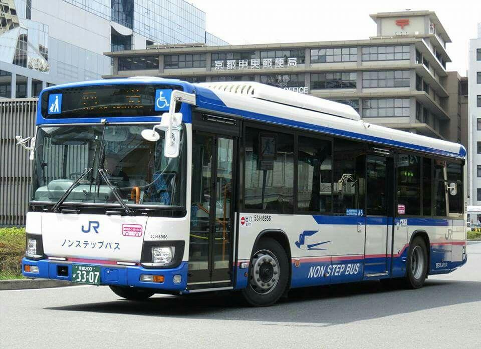 Hino Elga. JR Comunity bus. 観光バス, バス, 車両