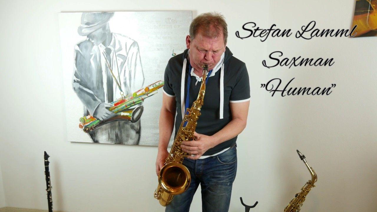 Human Rag Bone Man 4k Top Sax Cover By Saxman Stefan Lamml