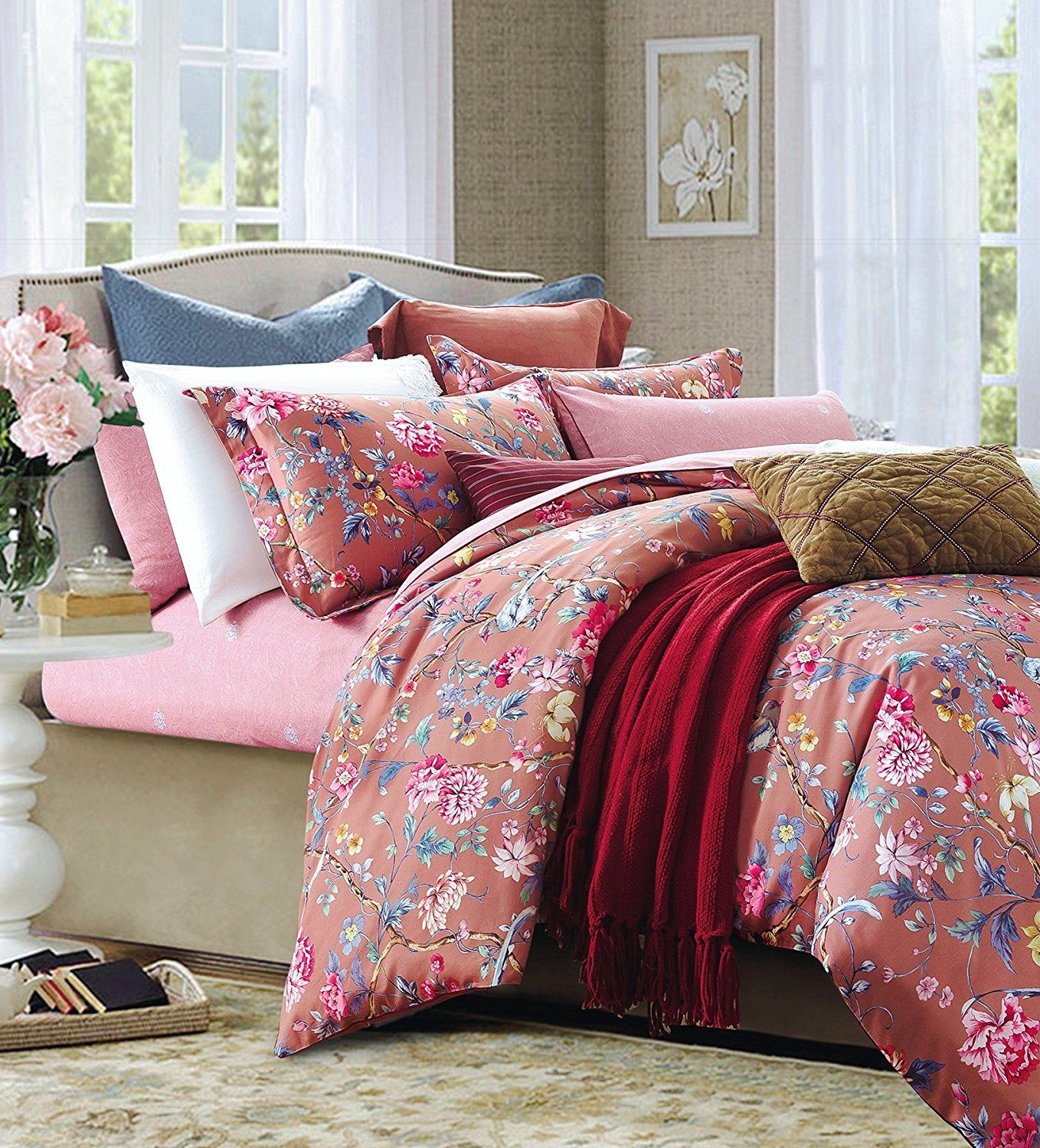 girls teen sets and pink with style rose dusty ease bedding unique comforter rainbow colorful prism green pattern set blue