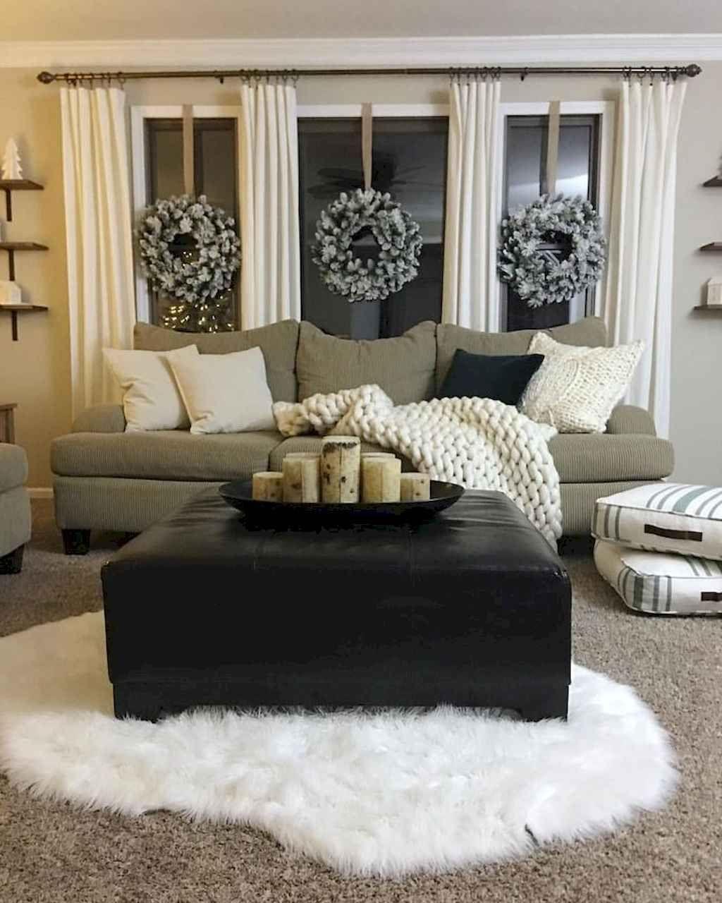 06 best modern farmhouse living room curtains decor ideas ... on Living Room:rabldsgvkje= Farmhouse Curtain Ideas  id=64689