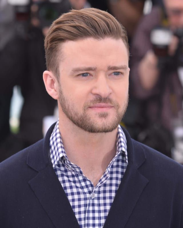 Justin Timberlake Said Bye Bye Bye To The Ramen Curls And The Rest