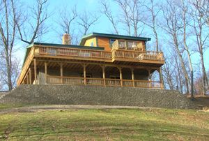 Heartstone Cabin. Brown County, IN. Check it out. http://bit.ly/Kw6dZn
