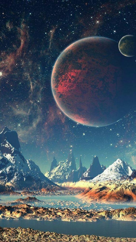 En Guzel Telefon Duvar Kagitlari 2021 Teloji Galaxy Wallpaper Soyut Manzara Resimler