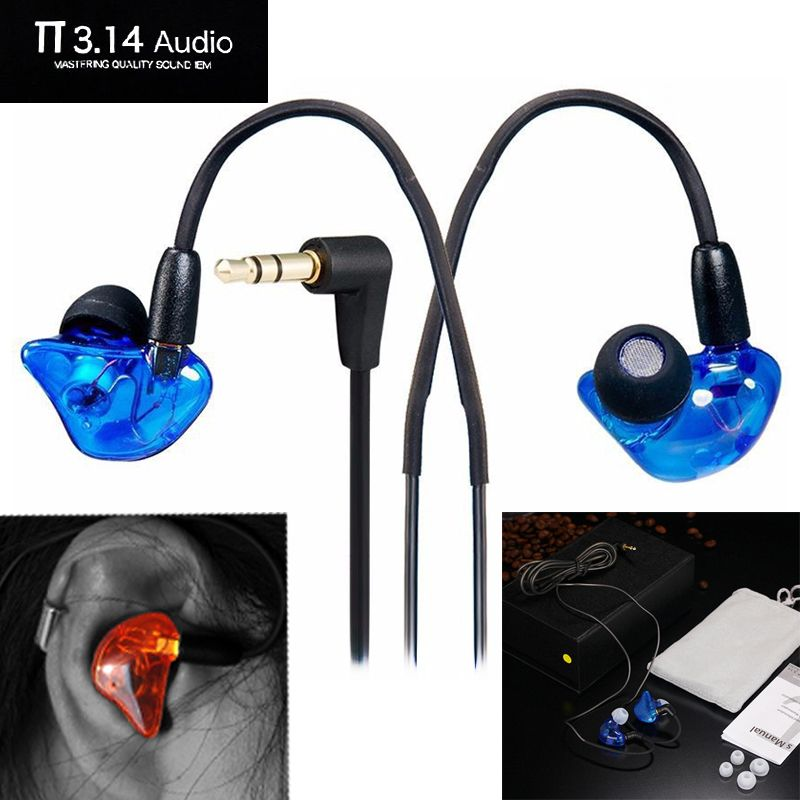 Diy3 14 Wired Headset 3 5mm Hifi Sports Stereo Earphones