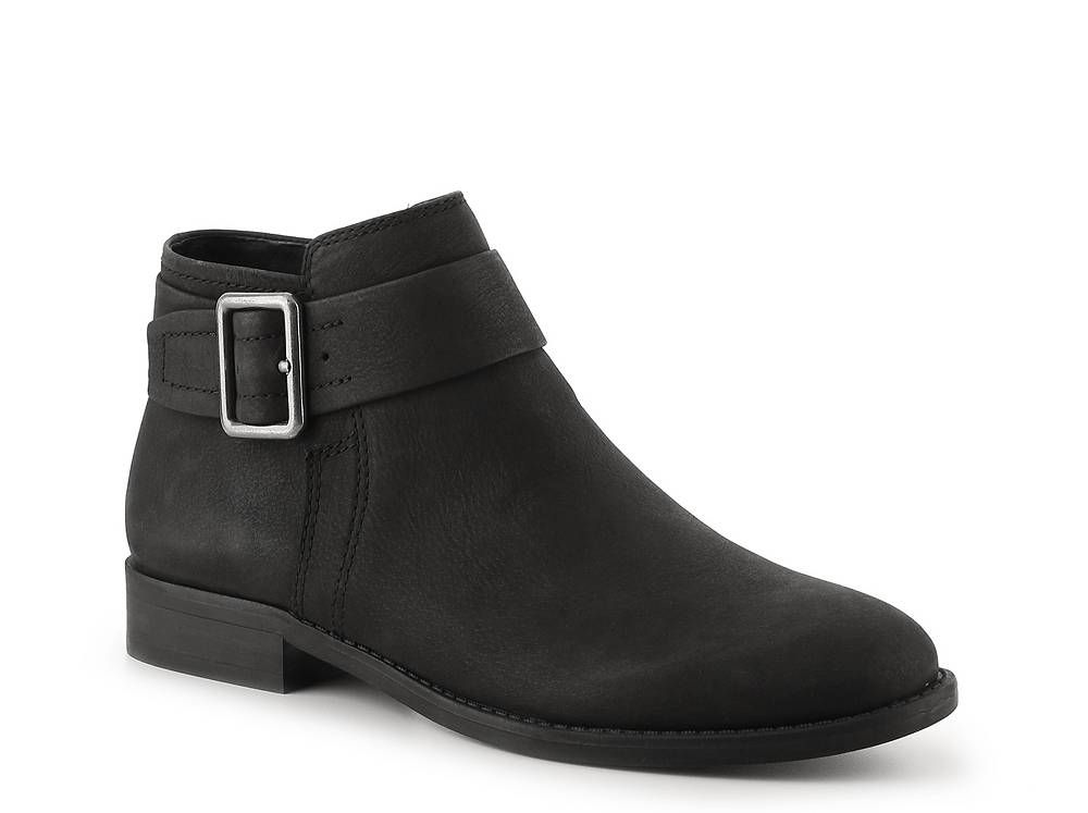 Black Franco Sarto Ladies Kelby Bootie Trendy