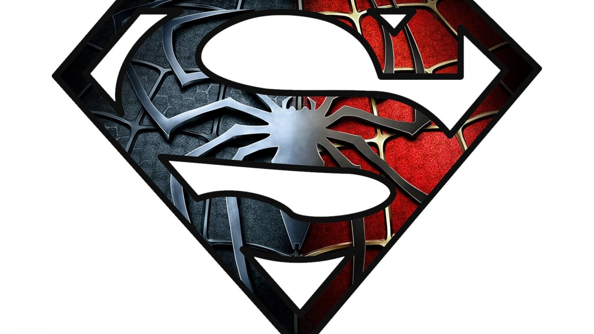 superman wallpapers group 1920 1080 superman logo wallpaper 53 rh pinterest com Superman Logo spiderman free coloring sheets