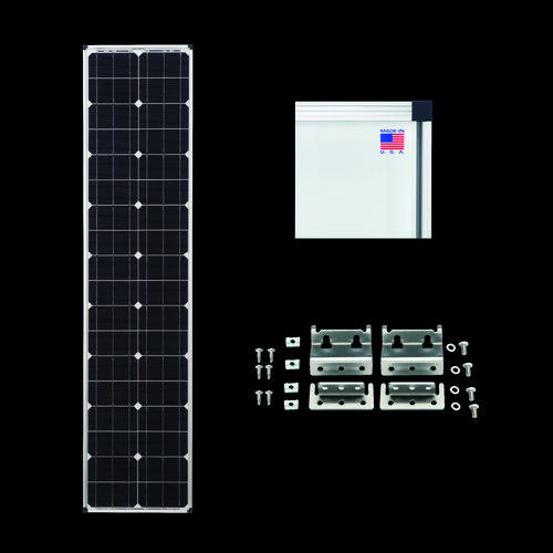 Zamp Rv Solar Panel 80 Watt L Series Rv Solar Panels Solar Panels Best Solar Panels