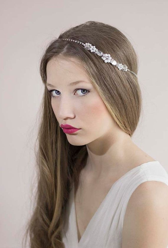 Wedding Rhinestone Headband,Hair Chain Accessory,Hair Chain Jewelry,Head Chain Headpiece,Hair Chain Headband,Wedding Hair Chain Accessories #hairchains