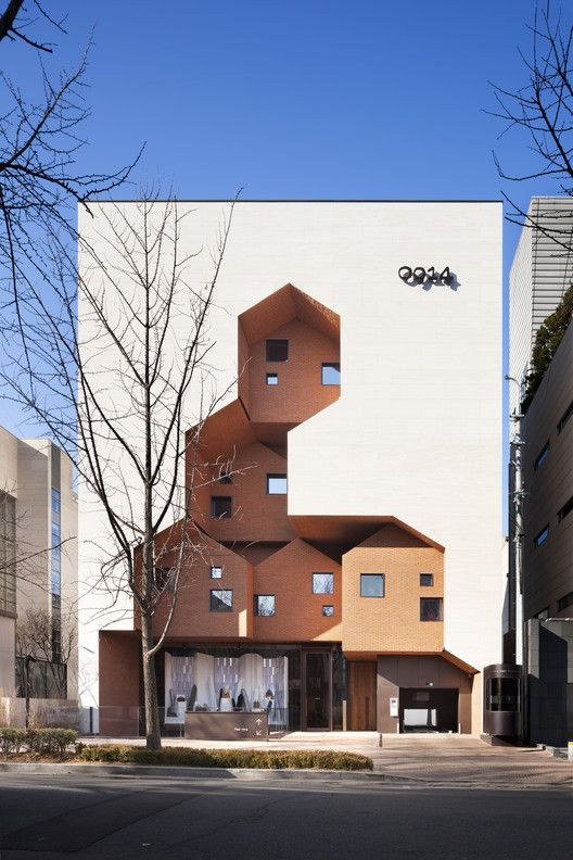 Gallery of 0914 Flagship Store / TRU Architects - 31