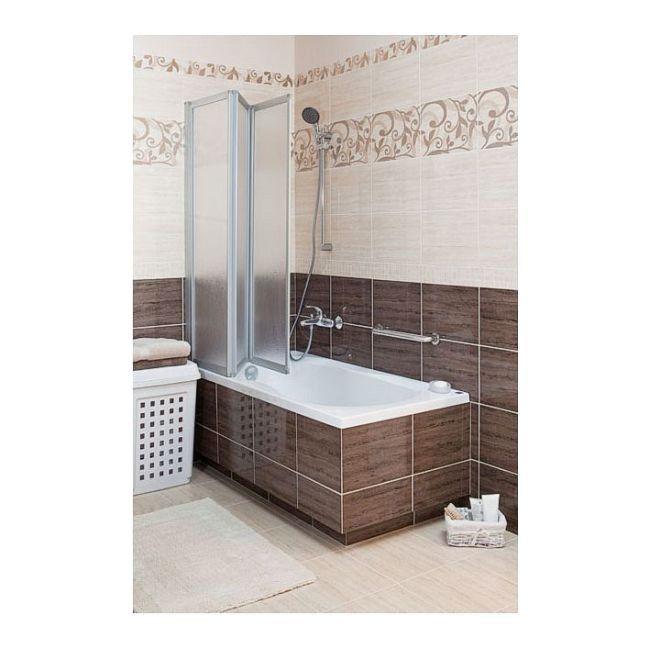 Parawan Nawannowy Ravak Vs 3 Santro 1270 X 1400 Mm Parawany Wanny I Akcesoria Kabiny Wanny I Brodziki Wykonczenie Pr Alcove Bathtub Bathtub Bathroom
