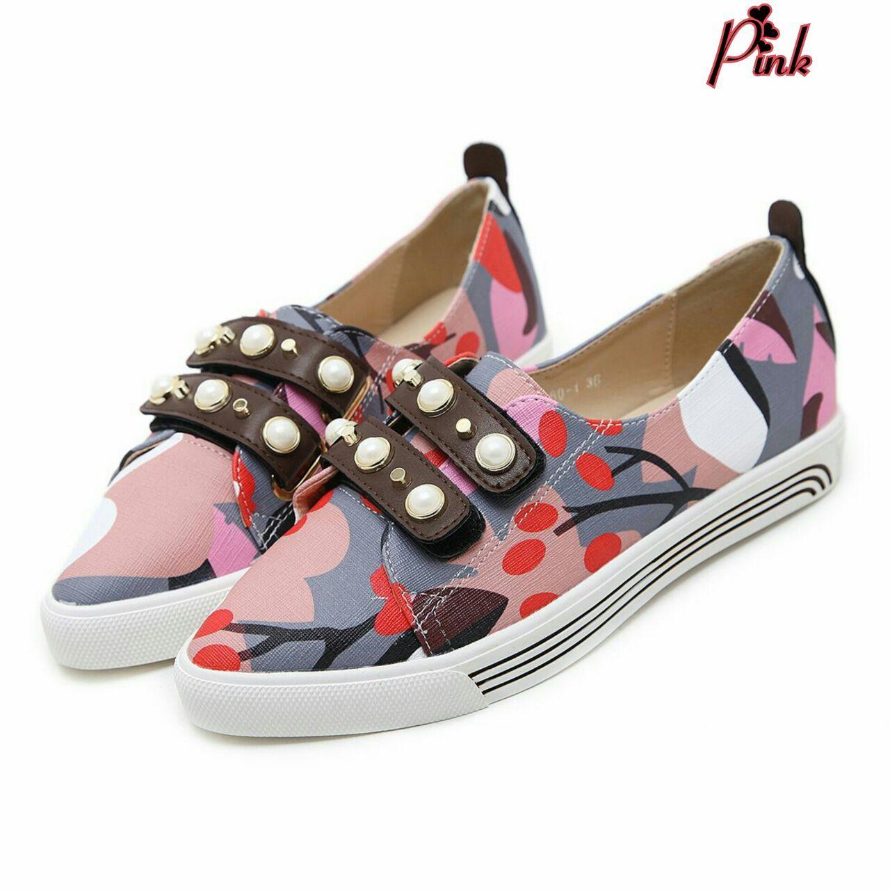Tasmode Co Kami Menjual Sepatu Wanita Fossil Lily Sneakers Taiga