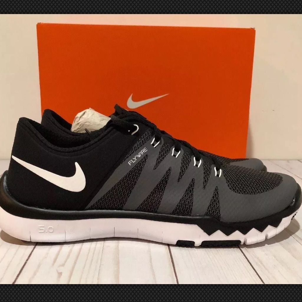 timeless design d5288 2eef1 Nike Shoes | Nike Free Trainer 5.0 V6 Size 11 Blackwhitegrey ...
