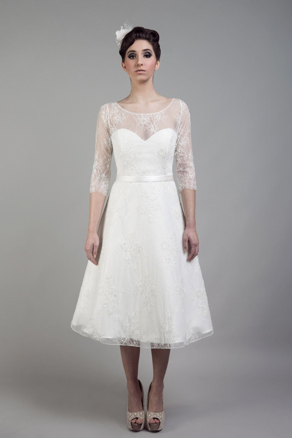 Wedding Dress For Short People How To Dress For A Wedding Check More At Http Svesty Short Lace Wedding Dress Short Wedding Dress Beaded Lace Wedding Dress [ 1440 x 960 Pixel ]
