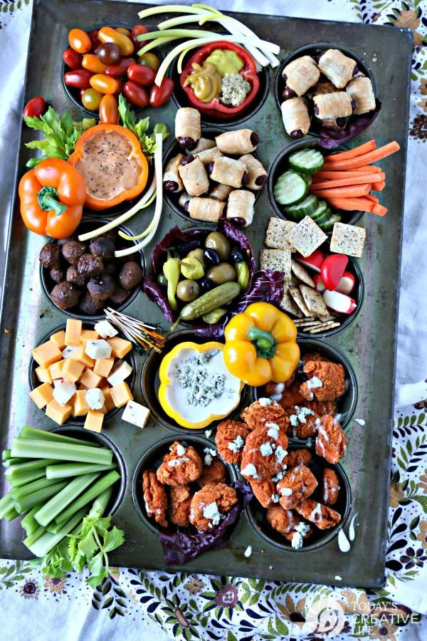 Simple Tailgate Food Ideas | Today's Creative Life