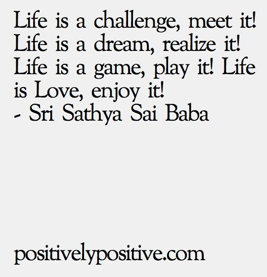 Sri Sathya Sai Baba | words        Quotes, sayings , random