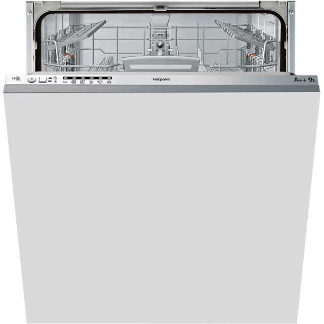 LTB6M126_GH Hotpoint dishwasher Graphite