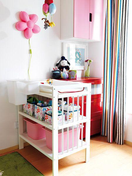 Decoraci n y accesorios para dormitorios infantiles for Accesorios habitacion bebe